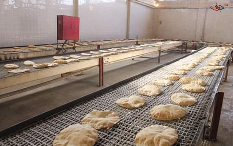 أزمة خبز في بلدة
