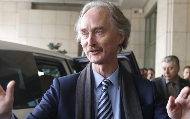 بيدرسن يزور دمشق لإنجاز اللجنة الدستورية السورية