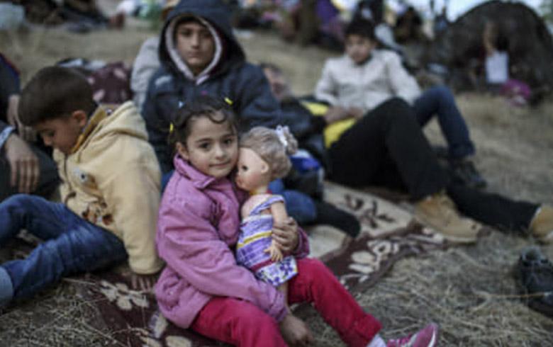 اللاجئين والولادات خارج العلاقة الزوجية