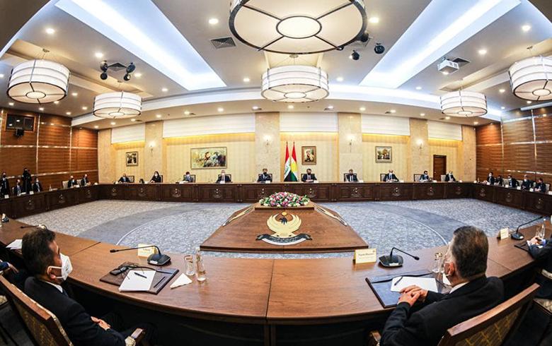 رئيس الحكومة يجتمع مع القناصل ورؤساء البعثات والدبلوماسيين المعتمدين في إقليم كُردستان