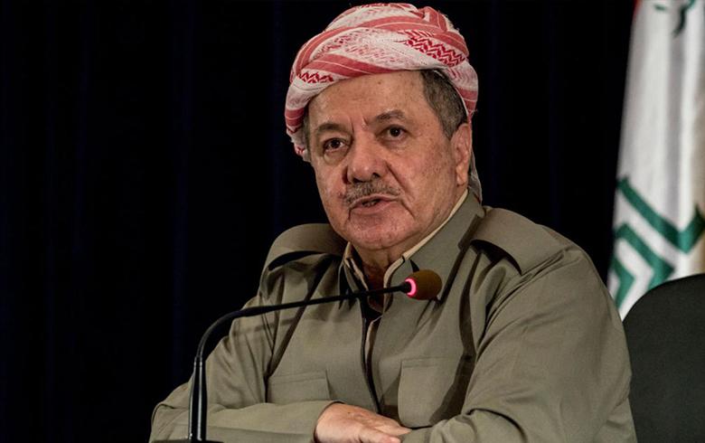 مسعود بارزاني: أميركا خذلتنا وإسرائيل واقع لا يمكن رميه في البحر ومقاطعة الانتخابات العراقية ممكنة
