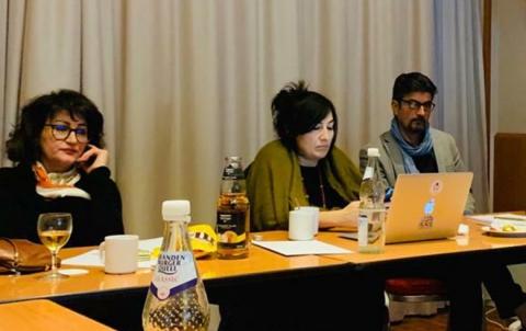 الحركة السياسية النسوية السورية تنهي مؤتمرها العام الثاني الكترونياً وتبدأ مرحلة أختية واقعياً