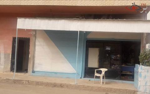 بلدية كوباني تصدر تعميماً تلغي فيه طلاء واجهات المحلات التجارية