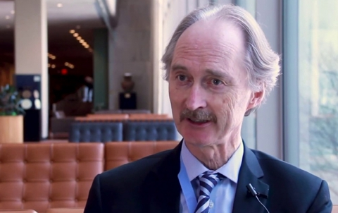 اللجنة الدستورية: بيدرسن يمنح الحكومة السورية فرصة أخيرة