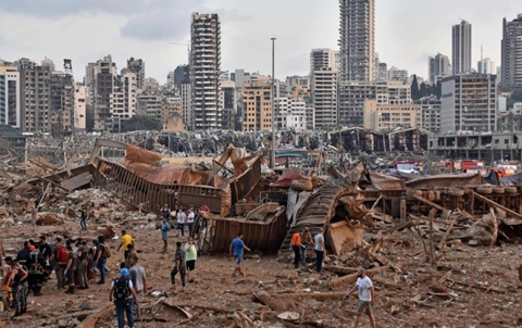 كيف تؤثر «كارثة لبنان» في سوريا؟ (تحليل إخباري)