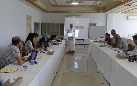 جلسة من المشاورات حول إدارة التنوع في سوريا المستقبل في هولير
