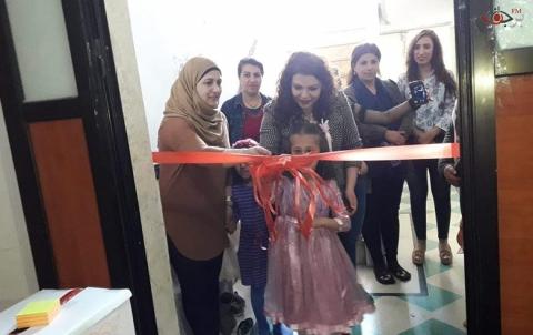 إقامة معرض فني وأنشطة لثلاث روضات في كوباني