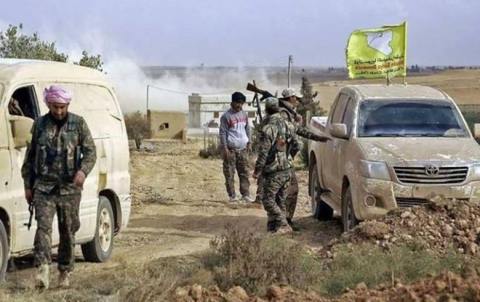 مسؤول كردي يقول إنه لا توجد سجون كافية لمقاتلي «داعش» في سوريا