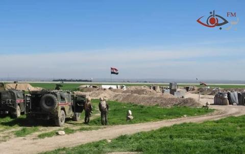 مصدر خاص لبرجاف: روسيا بصدد إنشاء نقاط في الريف الغربي لمدينة كري سبي